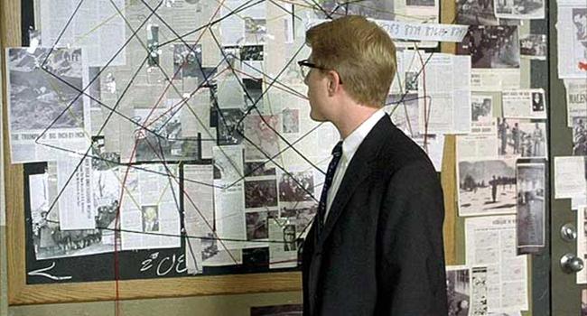 conspiracy board
